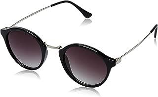 Fastrack Gradient Goggle Women's Sunglasses - (C085BK1F|54|Black Color)