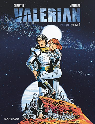 Valérian - Intégrales - Tome 1 - Valérian - intégrale tome 1 (French Edition)
