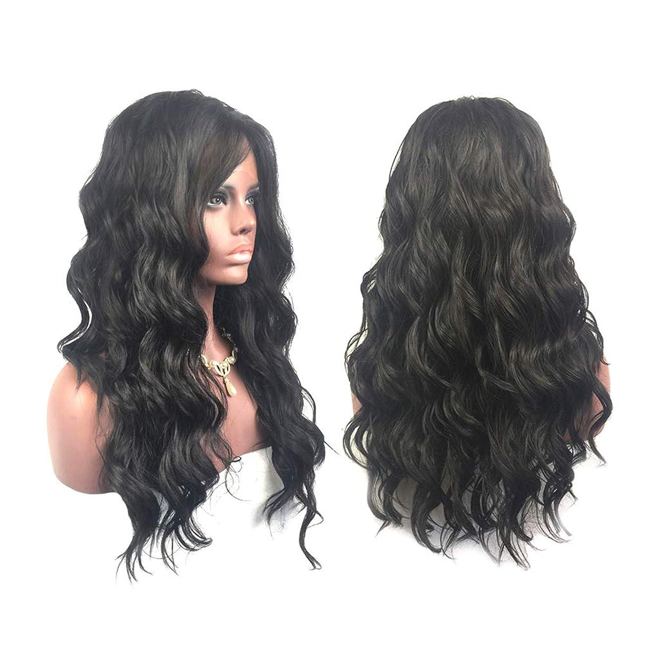 金額として回想女性のファッションロング巻き毛のかつら自然な絶妙な弾性ネットウィッグカバー(66231)