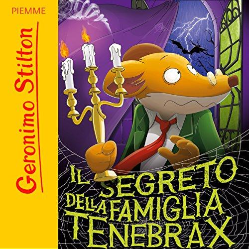 Il segreto della famiglia Tenebrax copertina