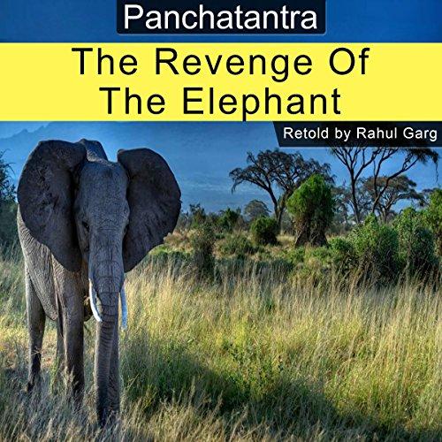 The Revenge of the Elephant audiobook cover art