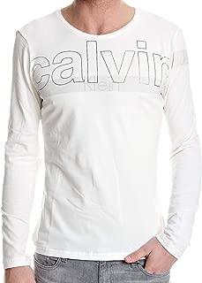 Calvin Klein Cotton Round Neck T-Shirt For Men