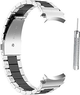 Armband I Rostfritt Stål För Sam-sung Galaxy Watch4/watch4 Classic40mm/44mm/42mm/46mm Metallrem Handledsrem