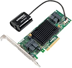 Adaptec RAID 81605ZQ with maxCache Components 2281600-R