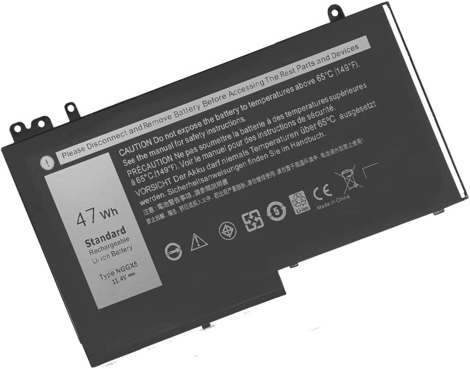 Powerforlaptop Laptop Notebook Al sold out. Replacement Virginia Beach Mall Battery Del NGGX5 for