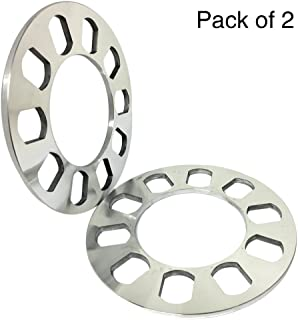 Precision 2 Pairs of 12mm Hubcentric Wheel Spacers /& Bolts for ƁMW 2 Series 2011 On PN.SFP-4PHS3+20BM42545112