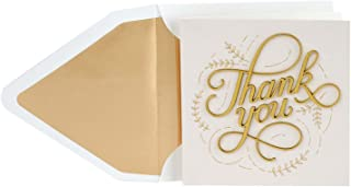 Hallmark Signature Thank You Card (Thank You So Much)