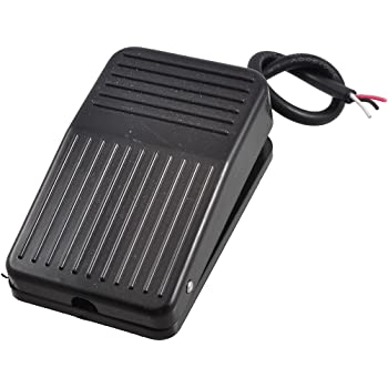 Momentary Foot Controller Pedal Switch AC220V 10A SPDT Foot Pedal Switch SaD*