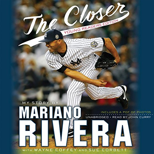 The Closer: Young Readers Edition audiobook cover art