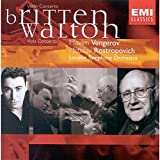 Britten: Violinkonzert / Walton: Violakonzert - Vengerov