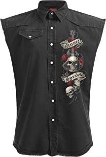 mens gothic clothing plus size