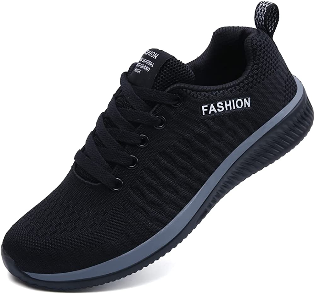 MBVBN Womens Walking Shoes Breathable Lightweight Running Sneake