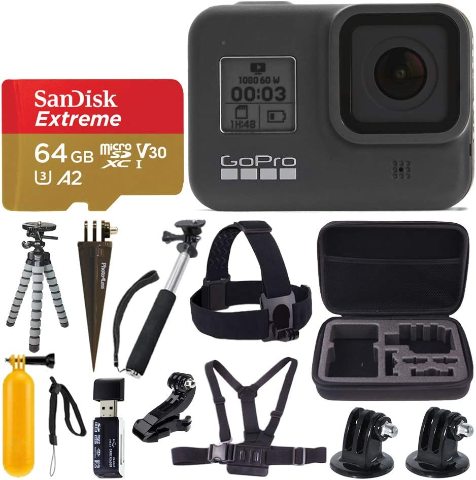 GoPro HERO8 Al sold out. Black Brand new Waterproof Action Camera w Screen Touch HD 4K