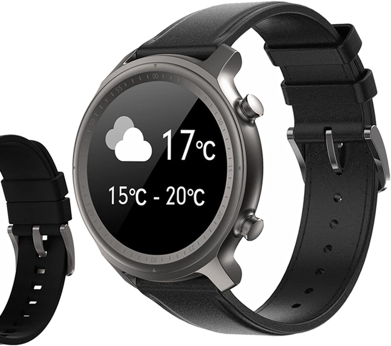 ZGNB Q1 Smart Watch, Ladies BT Call/Sport Podómetro/Monitoreo de frecuencia cardíaca/Seguimiento de sueño/Relojes Relojes Inteligentes,E
