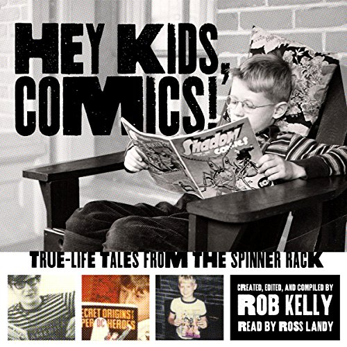 Hey Kids, Comics!  By  cover art