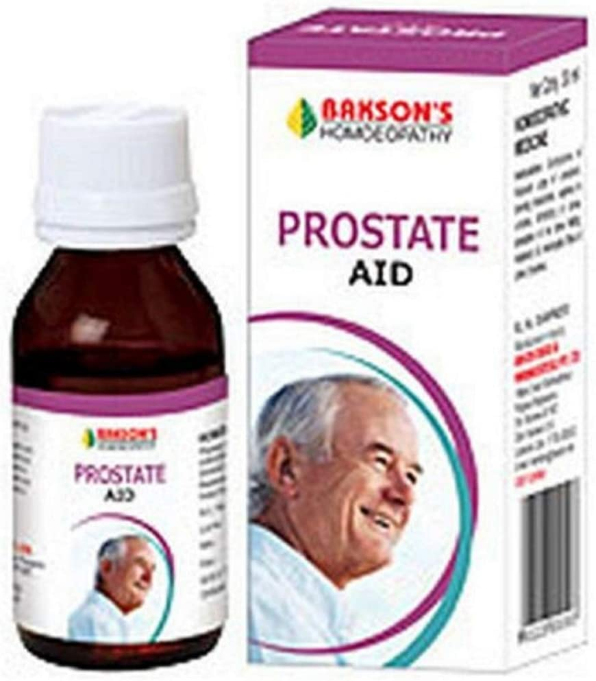 prostate aid homeopathic medicine