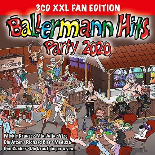 Ballermann Hits Party 2020 (Xxl Fan Edition)