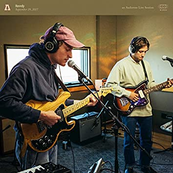 Hovvdy on Audiotree Live