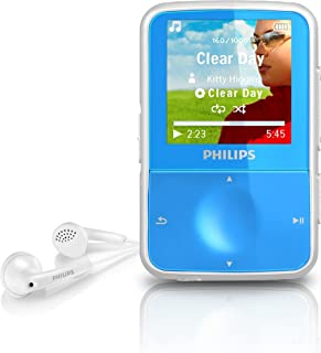 PHILIPS GOGEAR VIBE 4GB MP3 PLAYER