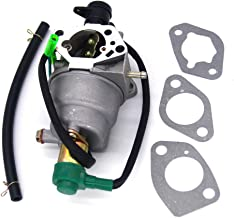 NIMTEK Carburetor Fits Honda GX390 5KW 13HP Chinese 188F Generator with Solenoid and Gaskets
