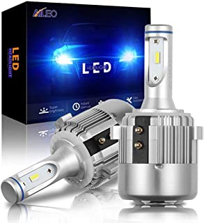 H7 LED Headlight Bulbs Low Beam CSP Chips Canbus 72W...