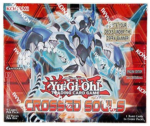 Konami YuGiOh Crossed Souls Booster Box [Sealed]