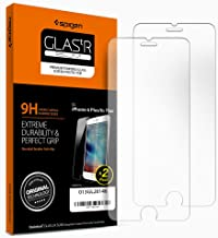 Spigen iPhone 6S Plus 6 Plus Screen Protector Tempered Glass / 2 Pack/Case Friendly for iPhone 6s Plus/iPhone 6 Plus