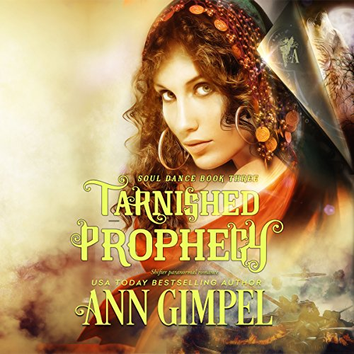 Tarnished Prophecy audiobook cover art