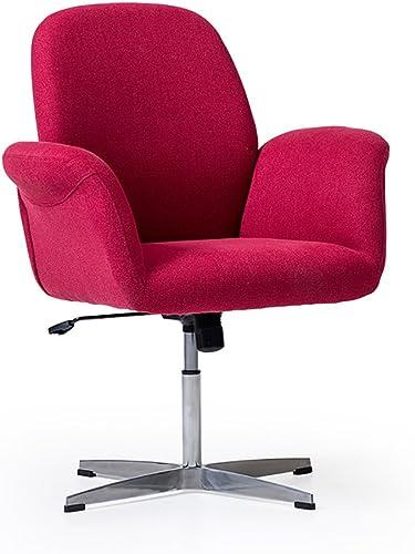 CAOYUPetit tabouret Ordinateur chaise chaise de bureau chaise paresseux chaise de loisirs chaise de bureau (Couleur   C)