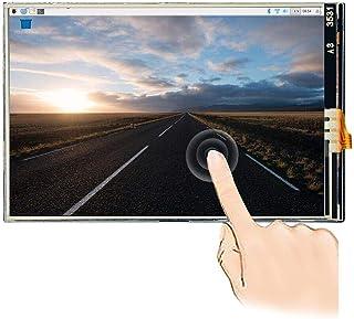 OSOYOO(オソヨー) Raspberry Pi 専用 ラズパイ4 LCD タッチ スクリーン| 3.5インチ ディスプレイ |128M SPI モニター