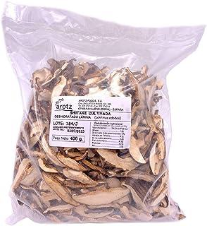 Kultivierter Shiitake Pilz - auch Lentinus edodes genannt -