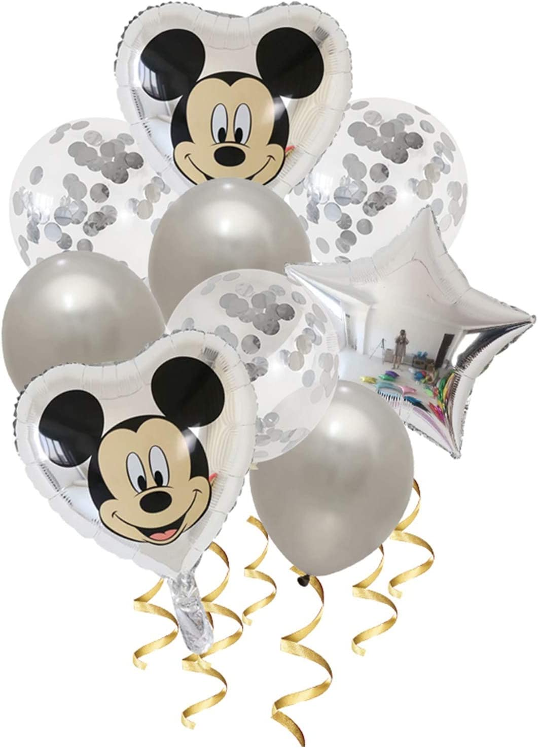 Fuxwlgs Ranking TOP11 Balloons 9pcs Balloon Decorations Birthday OFFicial Party