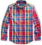 Polo Ralph Laurent - Camisa LS BD-TP-SHT 323750000004 - Camisa NIÑO
