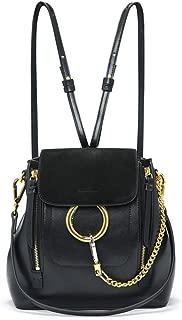 Luxury Women Real Leather Satchel Crossbody Handbags,Backpack 3 Colors