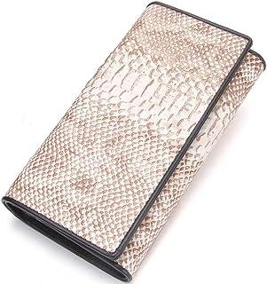LDUNDUN-BAG, 2019 Leather Iron Hinge Bag Fashion Clutch Bag Women's Wallet (Color : Beige, Size : S)