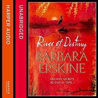 River of Destiny                   By:                                                                                                                                 Barbara Erskine                               Narrated by:                                                                                                                                 Gina Peach                      Length: 14 hrs and 27 mins     18 ratings     Overall 4.5
