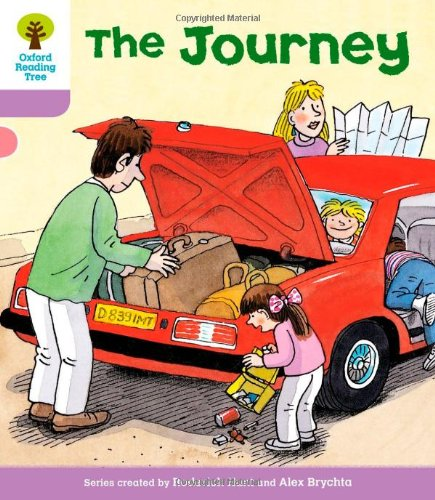 Oxford Reading Tree: Level 1+: More Patterned Stories: Journeyの詳細を見る