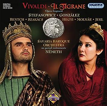 Vivaldi: La Virtu Trionfante Dell'Amore, E Dell'Odio, Overo Il Tigrane (Fragment)