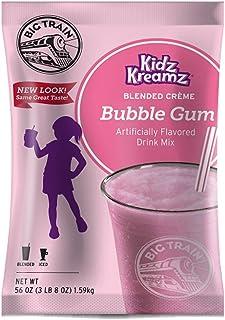 Big Train Blended Creme Kidz Kreamz, Bubble Gum, 3.5 Pound