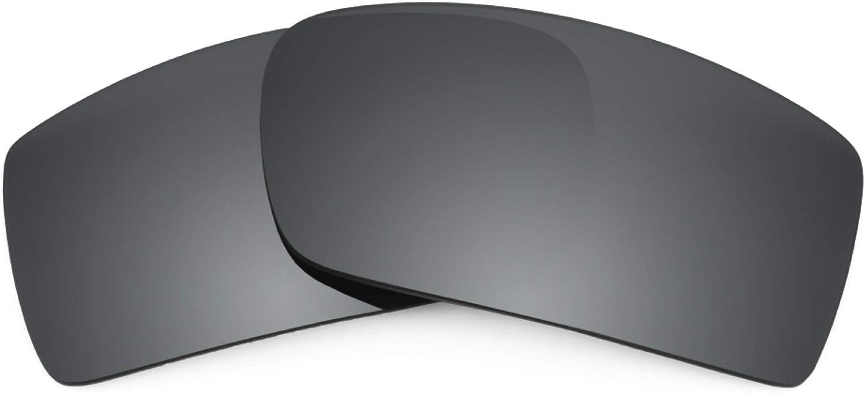 Revant Verres de Rechange pour Revo Harness RE4071 - Compatibles avec les Lunettes de Soleil Revo Harness RE4071 Chromé Noir Mirrorshield - Polarisés