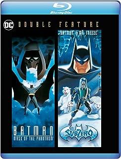 batman and mr freeze subzero