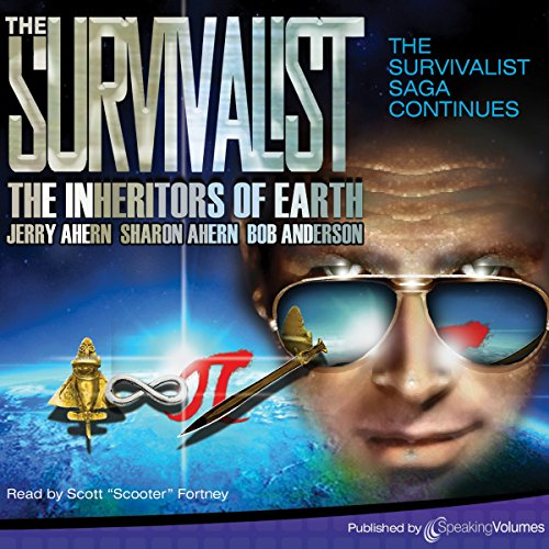 The Inheritors of Earth audiobook cover art