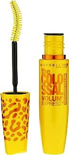 Maybelline New York Volume Express Colossal Cat Eyes Washable Mascara, Glam Black, 0.31 Fluid Ounce