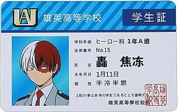 Bohonan Collection Card My Hero Academia Collection Cards Anime Collectible Cards Toys( 10)