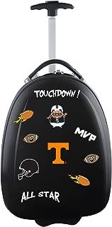 Mojo Licensing Unisex-Adult NCAA Texas A&M Aggies Kids Lil' Adventurer Luggage Pod CLTAL601_Black-P, NCAA Tennessee Volunteers Kids Lil' Adventurer Luggage Pod, CLTNL601_Black, Black, 4.8