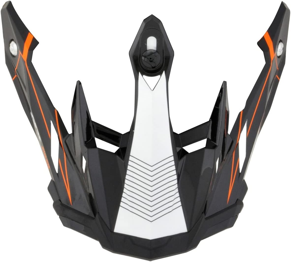 買収 AFX 01321038 Peak 100%品質保証! for FX-41DS - Orange Eiger Helmets