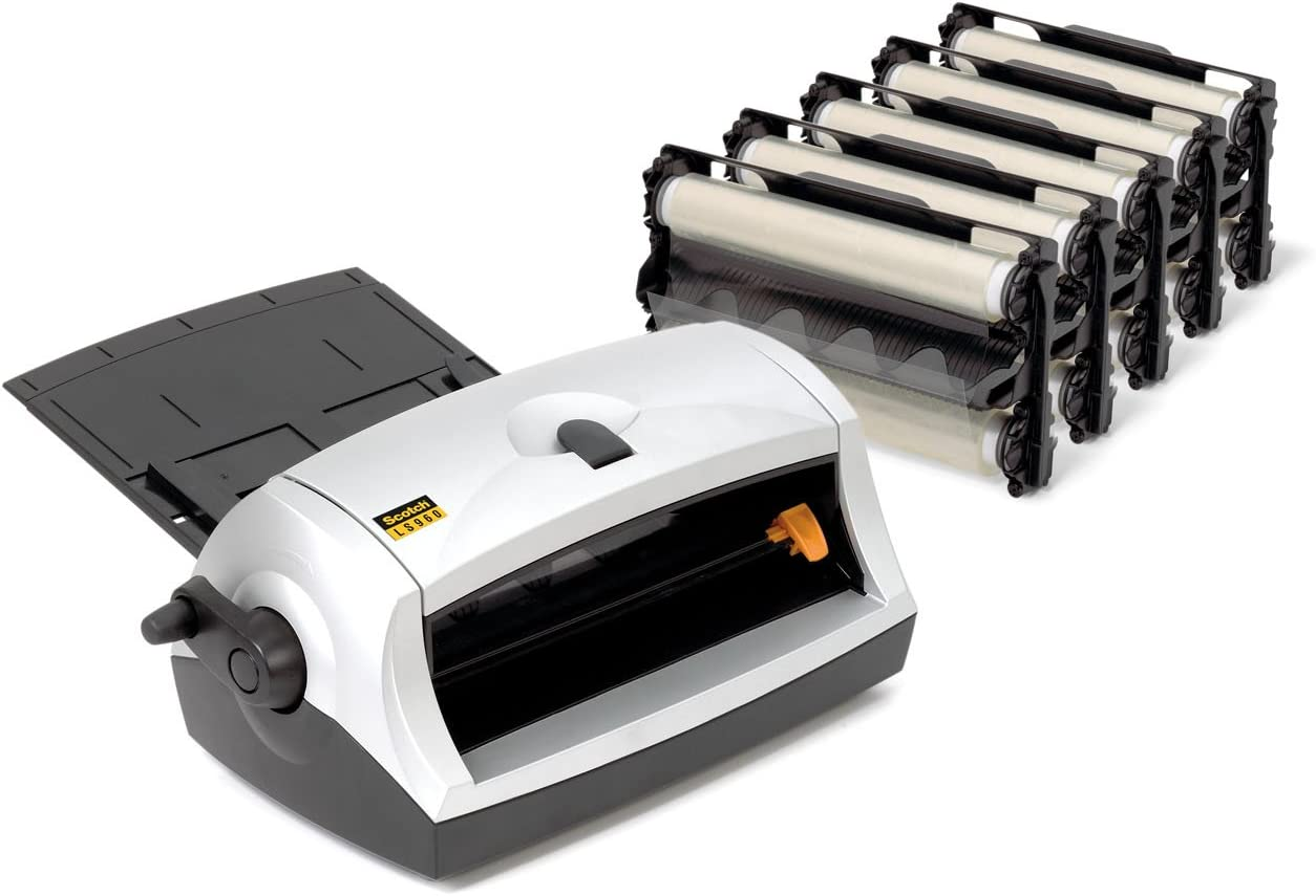 Scotch Heat-Free Max 76% OFF Laminator Pack sold out Value