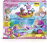 Pinypon Carruaje de sirenas y bote pirata, surtido (Famosa 700013367)