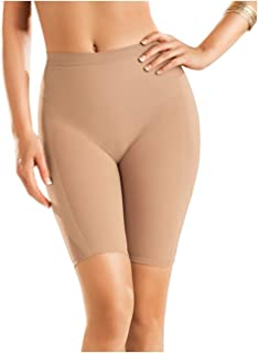 Women's Petite Plus Well-Rounded Invisible Butt Lifter Shaper Short