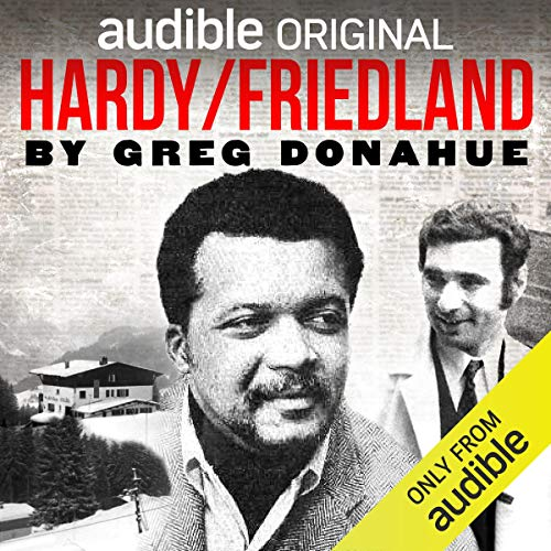 Hardy/Friedland Audiobook By Greg Donahue cover art